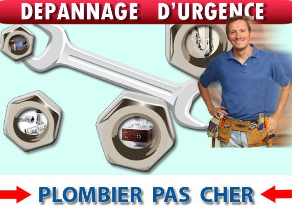 Wc bouché Paris 8